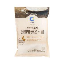 Jewel of Sinan Island Sea Salt 5.5lb(2.5kg)