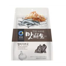 Chung Jung One Anchovy and Bonito Spice Mix 8.82oz(250g), 청정원 맛선생 멸치가쓰오 8.82oz(250g)