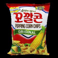 Corn Snack Big Size 5.08oz(144g)