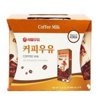 Coffee Flavored Milk Drink  6.4 fl.oz(190ml) 6 Packs