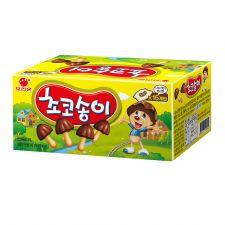 Orion Choco Boy Multi Pack Box 19oz(540g) (36g X 15ea), 오리온 초코송이 멀티팩 박스 19oz(540g) (36g X 15개입)
