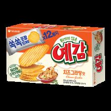 Orion Yegam Cheese Gratin 7.20oz(204g), 오리온 예감 치즈그라탕 7.20oz(204g)