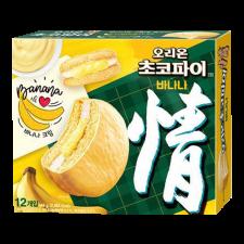 Choco Pie Banana 15.65oz(444g)