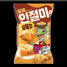 Orion Turtle Chips Injulmi Flavor Big Size 4.79oz(136g), 오리온 꼬북칩 인절미맛 빅사이즈 4.79oz(136g)