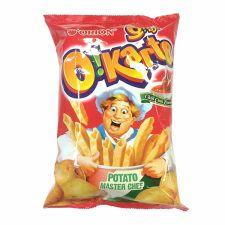 Orion O! Potato Chilli Chilli 4.06oz(115g), 오리온 오!감자 칠리칠리 4.06oz(115g), 好麗友 O! Potato Chilli Chilli 4.06oz(115g)