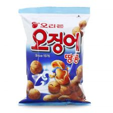 Orion Peanut and Squid Ball Snack Big Size 7.12oz(202g), 오리온 오징어땅콩 빅사이즈 7.12oz(202g)