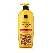 Elastine Intensive Damage Care Shampoo 22.99 fl oz(680ml), 엘라스틴 인텐시브 데미지 케어 샴푸 22.99 fl oz(680ml), Elastine 強力修復洗髮露 22.99 fl oz(680ml)