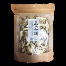 Dried Shiitake Mushroom (Sliced) 2.46oz(70g), 표고채 2.46oz(70g)