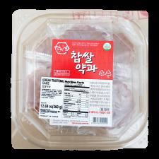 Dammijeong Korean Traditional Cookie Sweet Rice (Yak-Gwa) 12.69oz(360g), 담미정 찹쌀약과 12.69oz(360g)