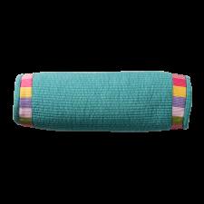 Korean-Style Round Buckweat Pillow(Green), 한실원형 메밀베개(초록)