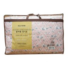 Hello Home Electric Heating Pad with Washable Cover Double 53.14 X 70.86 in, 헬로홈 분리형 물세탁 전기요 더블 135 X 180cm