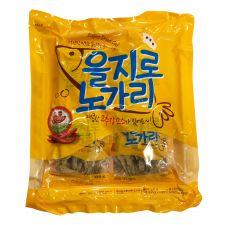 Euljiro Dried Cod with Hot Pepper Paste 4 Packs 7.76oz(220g), 을지로 노가리 (고추장 포함) 4개입 7.76oz(220g)