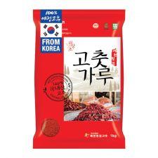 YC Coarse Red Pepper Powder 2.2lb(1kg), 예천청결 굵은 고춧가루 2.2lb(1kg)