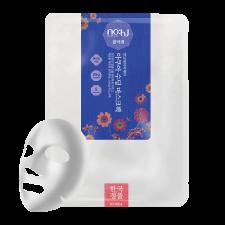 NOHJ Aqua Soothing Sheet Mask Collagen 0.88oz(25g), NOHJ 아쿠아 수딩 마스크팩 콜라겐 0.88oz(25g), NOHJ 膠原蛋白面膜 0.88oz(25g)