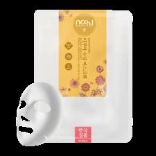 NOHJ Aqua Soothing Sheet Mask Honey 0.88oz(25g), NOHJ 아쿠아 수딩 마스크팩 꿀 0.88oz(25g), NOHJ 蜂蜜面膜 0.88oz(25g)