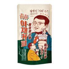 Aje Coffee Hazelnut Flavor 7.77oz(230ml), 아재커피 헤이즐넛 7.77oz(230ml)