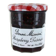 Bonne Maman Raspberry Preserves 13oz(370g), 본 마만 라즈베리잼 13oz(370g), Bonne Maman 樹莓果醬 13oz(370g)