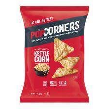 PopCorners Popped Corn Chips Kettle Corn 5oz(142g), 팝코너스 팝콘칩 케틀콘 5oz(142g)