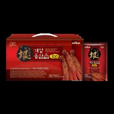 Erom Red Ginseng Forte 81.15  fl.oz(2400ml) 30 pouches, 이롬 개성홍삼즙100 81.15 fl.oz(2400ml) 30포