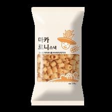 Korean Style Macaroni Snack 9.52oz(270g), 마카로니 스낵 9.52oz(270g)