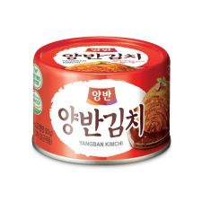 Dongwon Canned Cabbage Kimchi 5.6oz(160g), 동원 캔 양반 김치 5.6oz(160g)