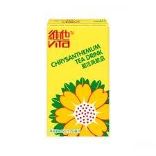 Vita Chrysanthemum Tea 8.45 fl.oz(250ml) 6 Packs, 비타 국화꽃차 8.45 fl.oz(250ml) 6팩, 維他 菊花茶 8.45 fl.oz(250ml) 6 Packs