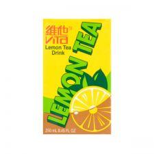 Vita Lemon Tea 8.45 fl.oz(250ml) 6 Packs, 비타 레몬차 8.45 fl.oz(250ml) 6팩, 維他 檸檬茶 8.45 fl.oz(250ml) 6 Packs