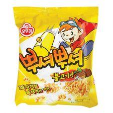 Ppushu Ppushu Bulgogi Flavor 3.17oz(90g),뿌셔뿌셔 불고기맛 3.17oz(90g)