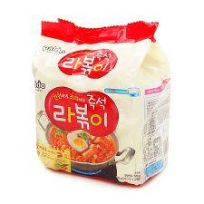 Paldo Rabokki Noodle 5.11oz(145g) 4 Packs, 팔도 즉석 라볶이 5.11oz(145g) 4팩