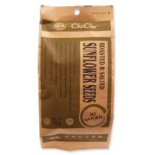 Cha Cha Sunflower Seeds All Natural 8.82oz(250g), 차차 해바라기씨 올 내츄럴 8.82oz(250g), 洽洽 香瓜子 (原味) 8.82oz(250g)