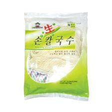 Choripdong Oriental Style Noodle Vermicelle 2.2lb(1kg), 초립동이 생손칼국수 2.2lb(1kg)