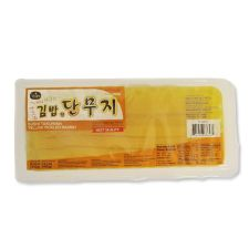 Choripdong Yellow Pickled Radish (Sushi Takuwan) 14.1oz(400g), 초립동이 김밥 단무지 14.1oz(400g)