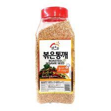 Haioreum Roasted Sesame Seed 1lb(16oz), 해오름 볶은통깨 1lb(16oz)