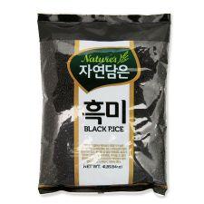 Natures Black Rice 4lb(64oz), 자연담은 흑미  4lb(64oz)