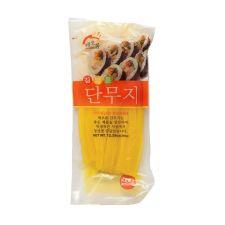Haioreum Pickled Radish 12.35oz(350g), 해오름 김밥용 단무지 12.35oz(350g)