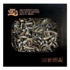 Tong Tong Bay Dried Anchovy (Medium) 1lb(454g), 통통배 볶음 명품멸치 1lb(454g)