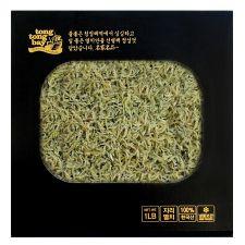 Tong Tong Bay Dried Anchovy(Jiri) 1lb(454g), 통통배 명품멸치 지리멸치 1lb(454g)