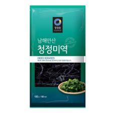 Chung Jung One Dried Seaweed 5.29oz(150g), 청정원 남해안산 청정미역 5.29oz(150g)