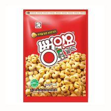 Koala Wonjo Butter Flavour Corn Snack 10.65oz(302g), 코알라 원조 뻥이요 골드 10.65oz(302g)