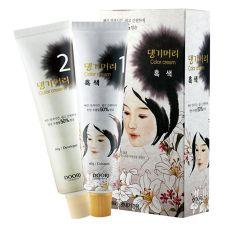 Medicinal Herb Hair Color Black
