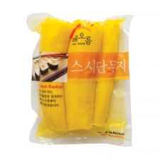 Haioreum Pickled Radish 2.2lbs(1kg), 해오름 황스시 단무지 2.2lbs(1kg)