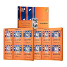 Honeyed Korean Red Ginseng Slices 0.71(20g) 6 Packs 1+1 Set