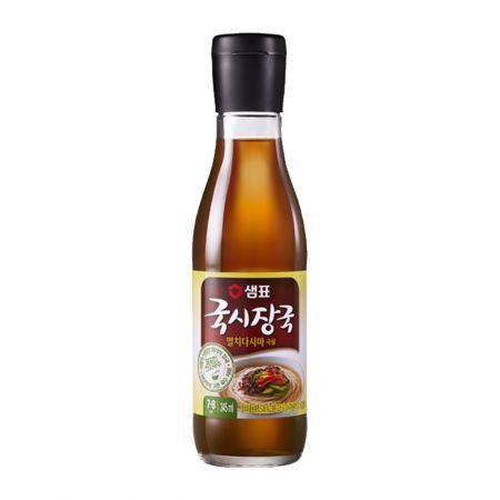 Soy Sauce Soup Base Anchovy 11.82oz(350ml)