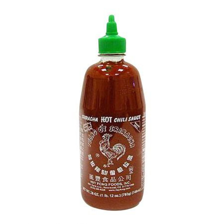 Sriracha Hot Chili Sauce 28oz(793g)