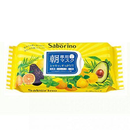 Morning Face Mask (Citrus & Avocado) 32 Sheets
