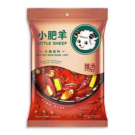 Hot Pot Soup Base Spicy 8.29oz(235g)