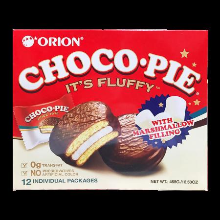 Choco Pie 1.37oz(39g) 12 Packs