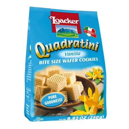 Quadratini Vanilla 8.82oz(250g)