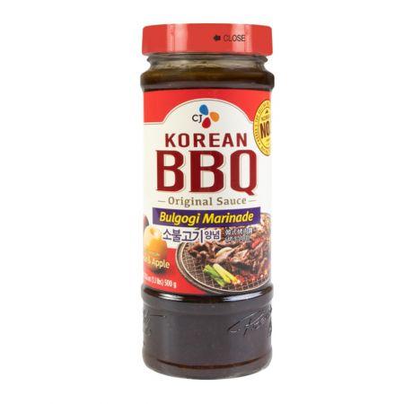 Korean BBQ Sauce Beef Bulgogi Marinade 17.6oz(500g)