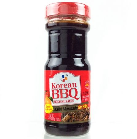 Korean BBQ Sauce Beef Kalbi Marnade for Ribs 1.85lb(840g)